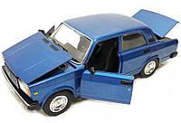 Металева Машинка Жигулі ВАЗ 2107, фото 1