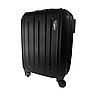 Легкий маленький чемодан ручна поклажа на 4-х колесах, фото 5