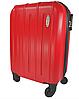 Ручная кладь чемодан на съемных четырех колесах синий, фото 2