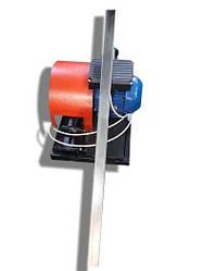 Зачистной станок для профильной и круглой трубы | станок для очистки труб от ржавчины PsTech