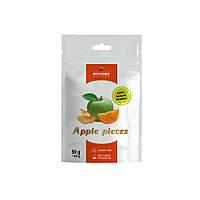 Ломтики яблочные сушеные с апельсином Apple Pieces, 50 г