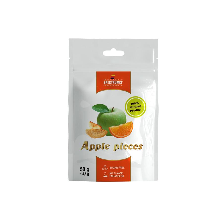 Яблучні скибочки сушені з апельсином Apple Pieces, 50 г
