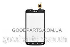 Сенсорный экран (тачскрин) для телефона LG Optimus L7 II P715 (Оригинал) EBD61526101