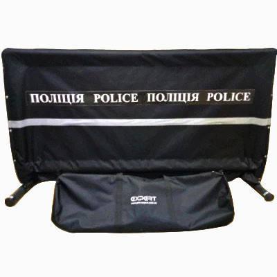 Захисний екран для проведення слідчих дій на місці злочину, фото 2
