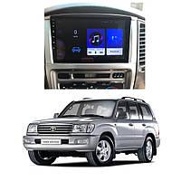 Штатна Android Магнітола на Toyota Land Cruiser 100 2005-2007 Model 3G-WiFi-solution (М-ТЛ-9-3Ж), фото 1