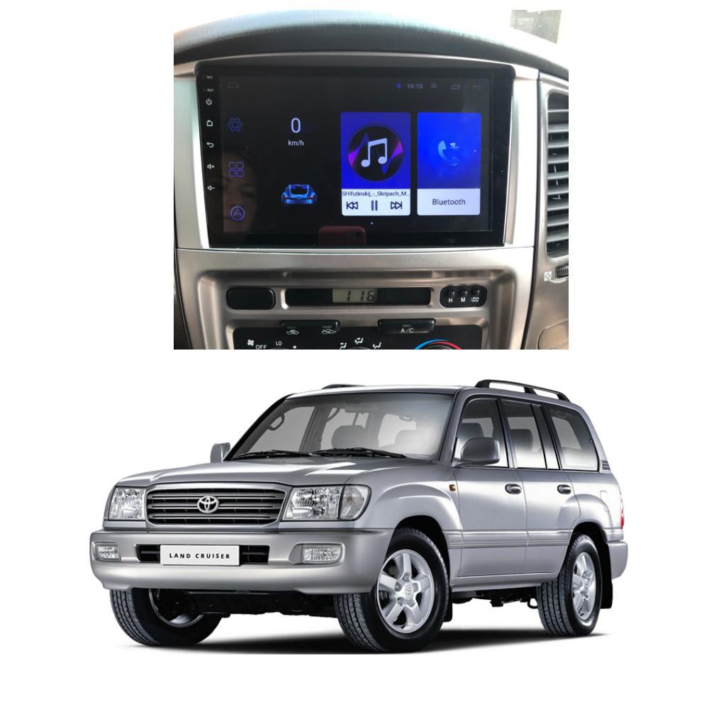 Штатна Android Магнітола на Toyota Land Cruiser 100 2005-2007 Model T3-solution (М-ТЛ-9-Т3)