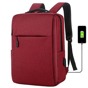 (42*30)Городские Рюкзак USB XIAO MI Сумка для ноутбука Для мужчин и женщин опт