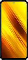 Смартфон Xiaomi Poco X3 6/64GB Cobalt Blue NFC Global Version Гарантия 3 месяца