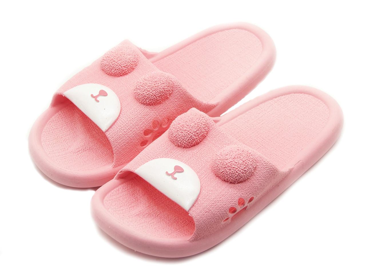 Шлепанцы для девочек Розовый