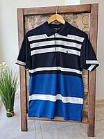 Чоловічі футболки поло катонм S, M, L, XL
