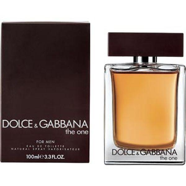 Мужская туалетная вода Dolce&Gabbana The one for Men (Дольче Габбана Зе Ван фо Мен) 100 мл