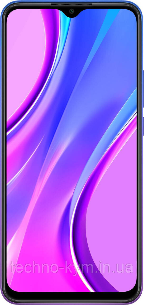 Смартфон Xiaomi Redmi 9 4/64Gb Sunset Purple NFC Global Version Гарантия 3 месяца