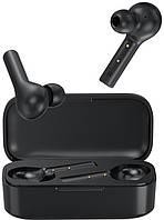 Навушники Bluetooth Earbuds QCY T5 TWS 5.0 Black UA UCRF Гарантія 12 місяців, фото 1