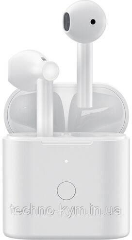 Навушники Bluetooth Earbuds QCY T7 TWS 5.0 white UA UCRF Гарантія 12 місяців