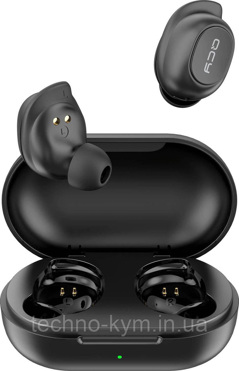 Наушники Bluetooth Xiaomi QCY T9 Black UA UCRF Гарантия 12 месяцев