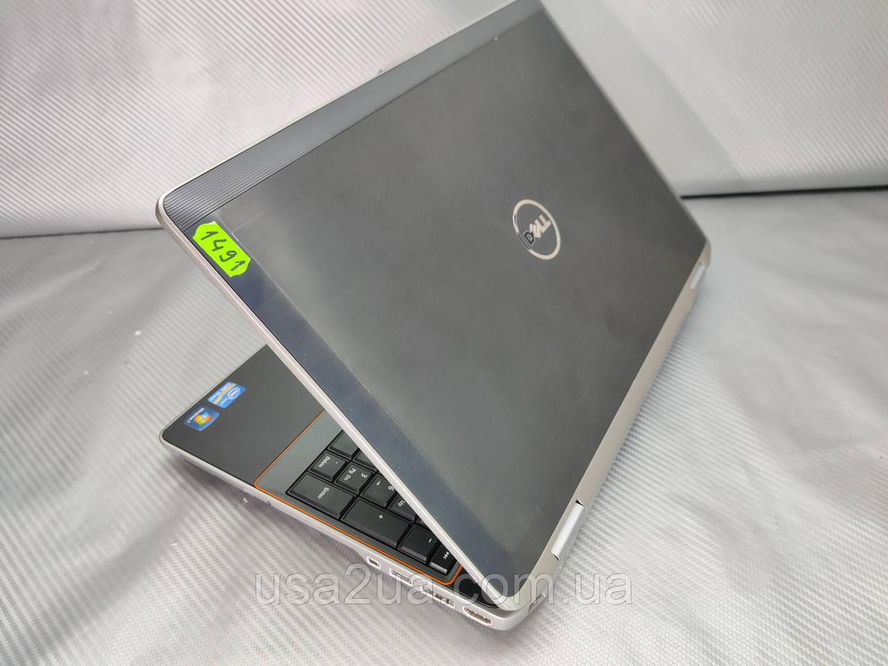 """Ноутбук Dell Latitude E6520 Core I5 2Gen 6Gb 500Gb 15.6"""" Без батарея Кредит Гарантія Доставка"""