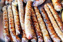 Боварские колбаски в газовой среде 1.5кг +/-