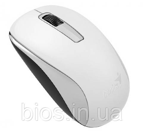 Мишка Genius Wireless NX-7005 White Бездротова