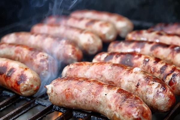 Ковбаски на грил по Домашньому в газовому середовищі фас 1.5 кг +/-