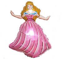 """Шар фольга Принцесса мини. Размер: 32cm X 25cm. Пр-во """"FlexMetal"""" (Испания)"""