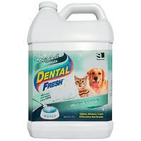 SynergyLabs Dental Fresh СИНЕРДЖИ ЛАБС СВЕЖЕСТЬ ЗУБОВ жидкость от зубного налета и запаха из пасти собак и