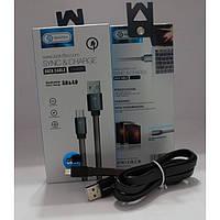 Кабель USB для зарядки і синхронізації Soloffer CC 07 V8 USB 3.0 / 2.0, кабель для зарядки, кабель для