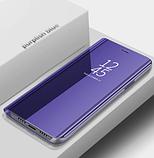 Smart чохол-книжка Mirror для Xiaomi Redmi Note 10 4G, фото 6