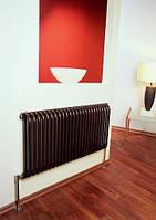 Дизайнерські радіатори TERMA Delfin Horizontal, фото 1