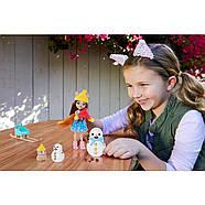 Игровой набор Энчантималс Белочки и снеговички Снежные забавы Enchantimals GNP16, фото 9
