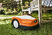 Компактний робот-косарка RMI 422 P, фото 4
