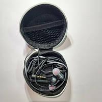 Дротові вакуумні навушники з мікрофоном в чохлі E10-JBL mini jack 3.5 мм, магніт, навушники вакуумні, дротові