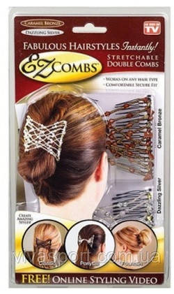 Заколка для волос Изи Комбс Ez Combs