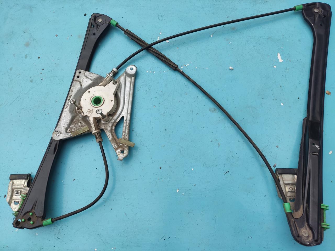 Стеклоподъемник стеклоподьемник передний правый ауди а4 б5 audi a4 b5 8D0837398C
