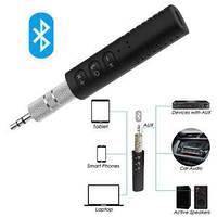 Bluetooth-приймач для прослуховування музики CAR KIT LV-BT09 авто пам'ять дзвінків, 3.5 Jack, Bluetooth приймачі, перехідник для прослуховування музики