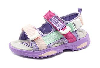 Босоножки для девочек Фиолетовый Размер: 35
