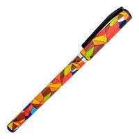 Ручка гелева K161 синя