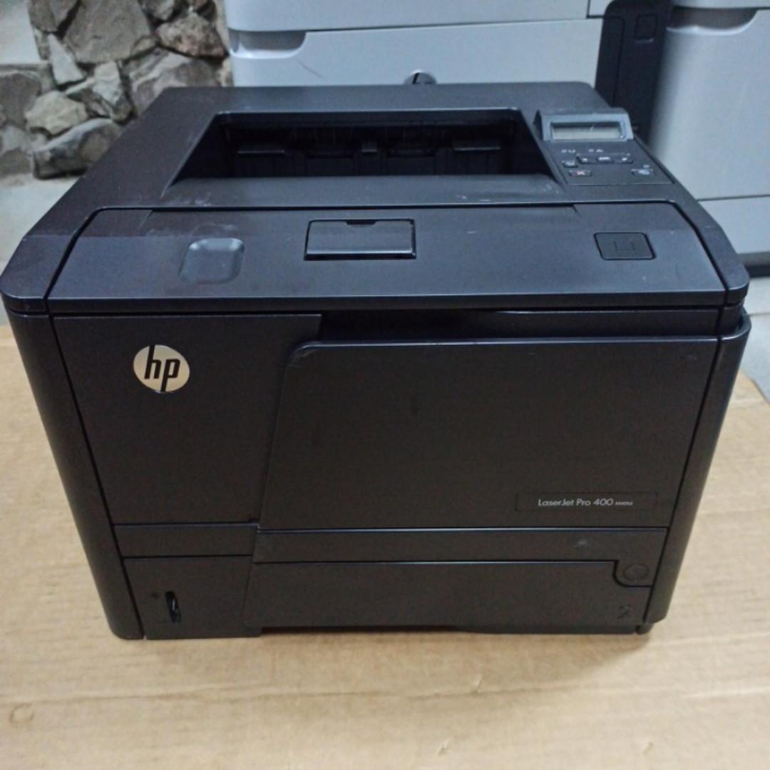 Принтер  HP LaserJet Pro 400 M401d  пробіг 85 тис. з Європи