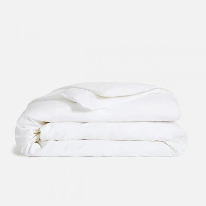 Підодіяльник Sateen White (білий) 220x240 см