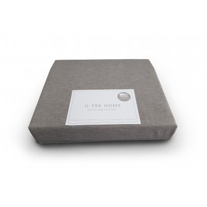 Наволочка Melange Cacao 50x70 см