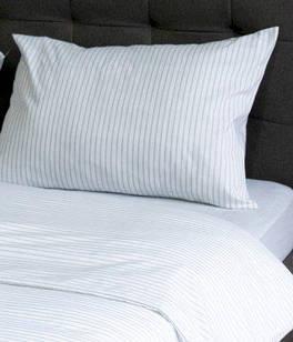 Наволочка Stripe Grey 20 40x60 см