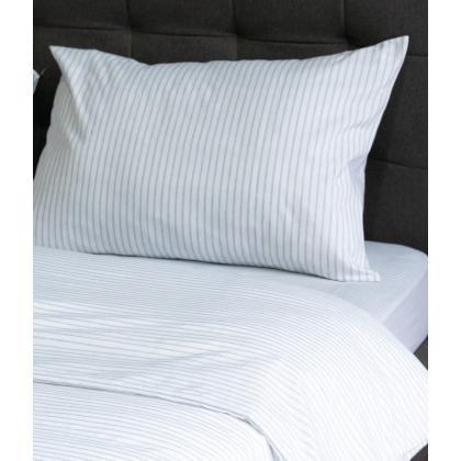 Наволочка Stripe Grey 20 70x70 см