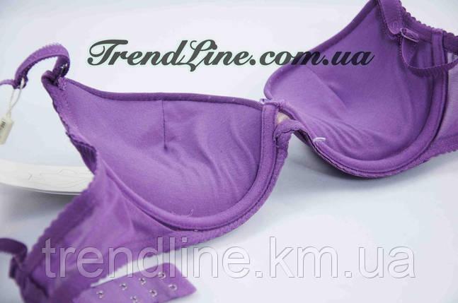 Комплект B Weiyesi № В436 Пуш-ап Ярко-фиолетовый, фото 2