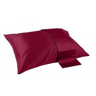 Наволочка Oxford Red (червоний) 50x70 см