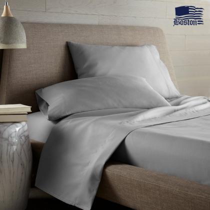 Постельный комплект U-tek Home Sateen Grey (семейный)