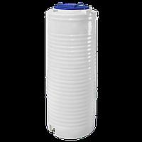 Ємність вертикальна вузька зі штуцером 1/2, об'єм 300 л (RV 300 В)