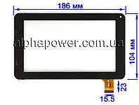 Тачскрин сенсор Prestigio PMP3377
