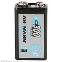 Аккумулятор KRONA (6F22) Ansmann Ni-MH 300мАч maxE (OEM)