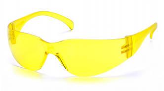 Спортивні окуляри з жовтими лінзами Pyramex INTRUDER