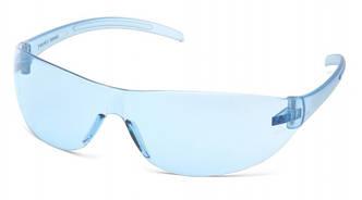 Спортивні окуляри блакитні Pyramex ALAIR