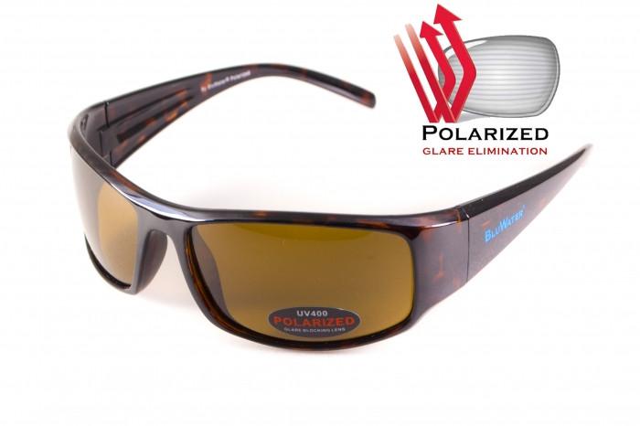 Поляризаційні окуляри BluWater FLORIDA 1 Brown